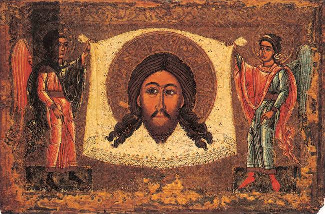 Sainte Face, milieu du 16ème siècle.