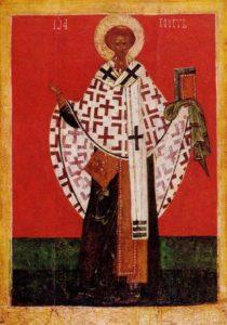Saint Jean Chrysostome, 16e siècle