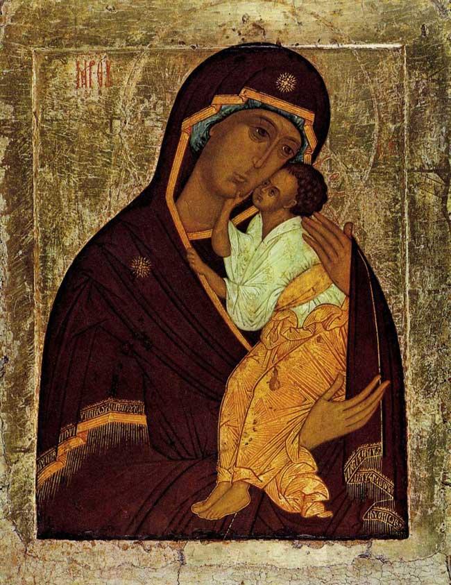 La Mère de Dieu de Yaroslavl