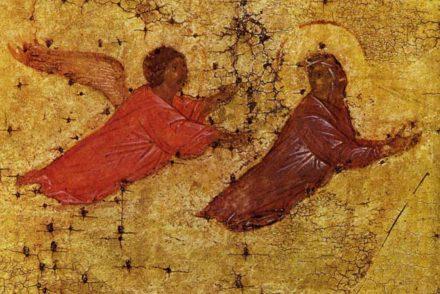 La Crucifixion, détail, Dionysius