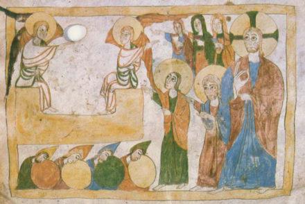 Les quatre Évangiles illuminées et reliées par Melk'isedek, 1338